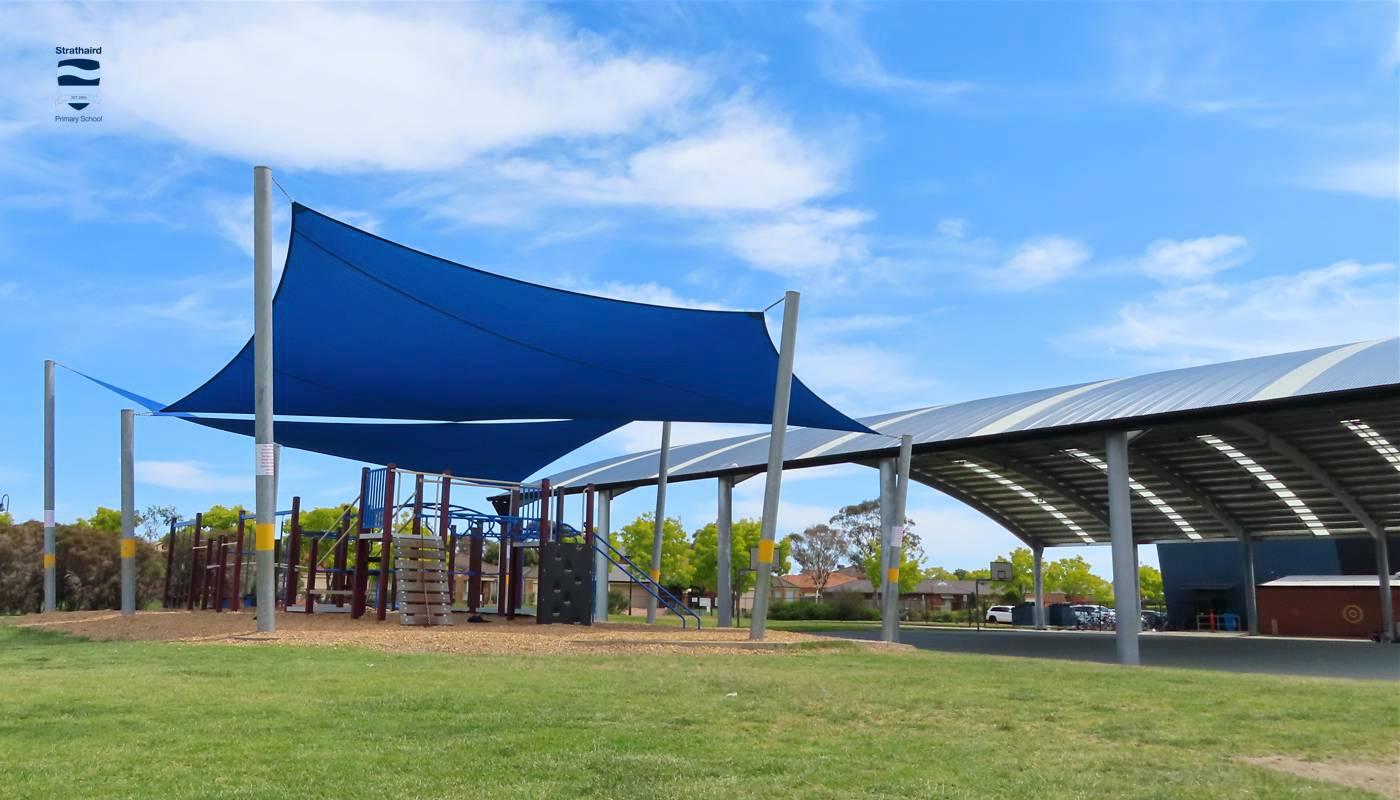 Senior Playground - Strathaird Primary School Narre Warren South