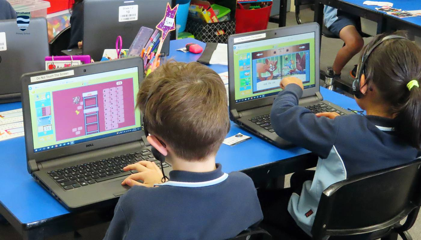 ICT Classroom Devices - Strathaird Primary School Narre Warren South
