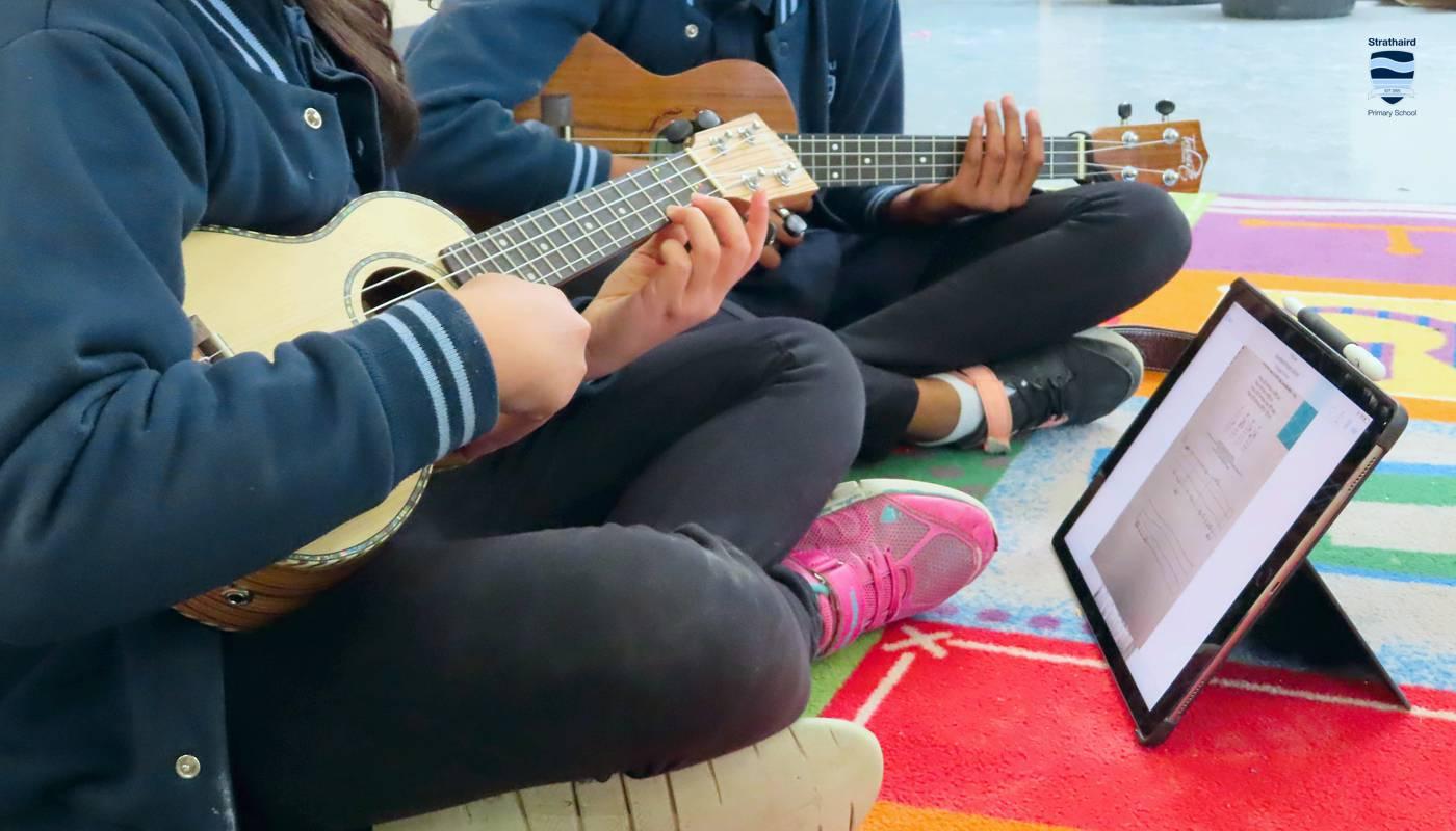 Music - Strathaird Primary School Narre Warren South