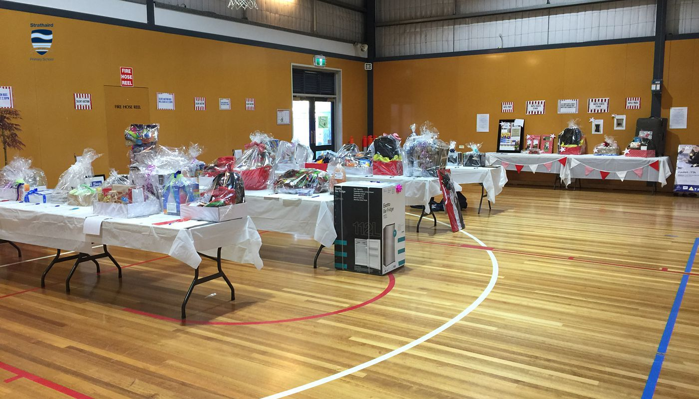 Strathaird Primary School Carnival 2018