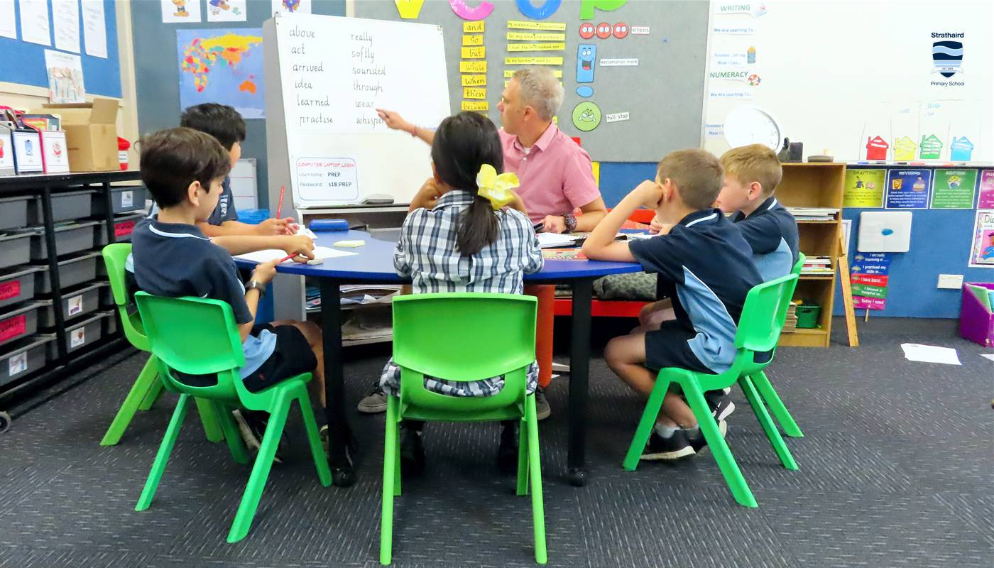 Guided Reading - Strathaird Primary School Narre Warren South