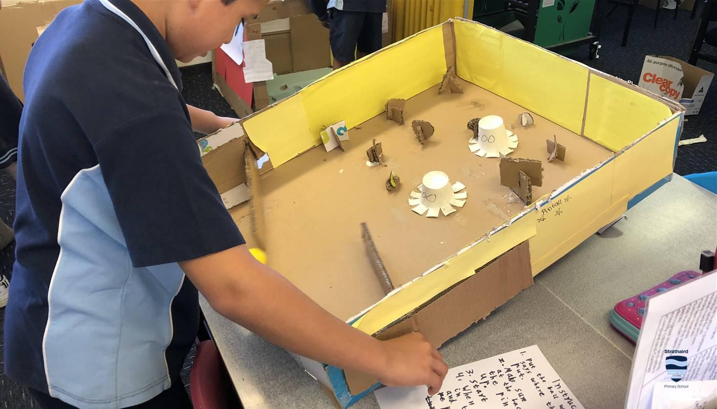 Arcade Game Expo - Strathaird Primary School Narre Warren South