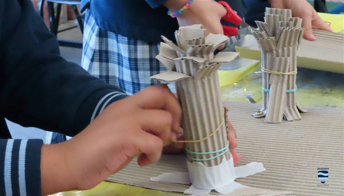 Art Creative Endeavour - Strathaird Primary School Narre Warren South