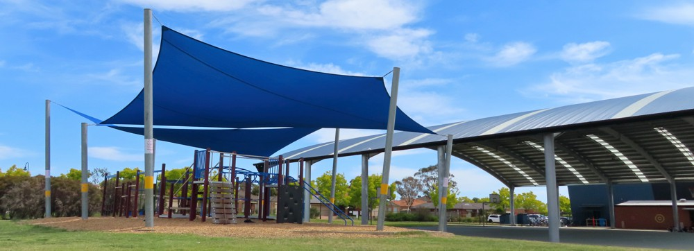 Strathaird Primary School Senior Playground Area