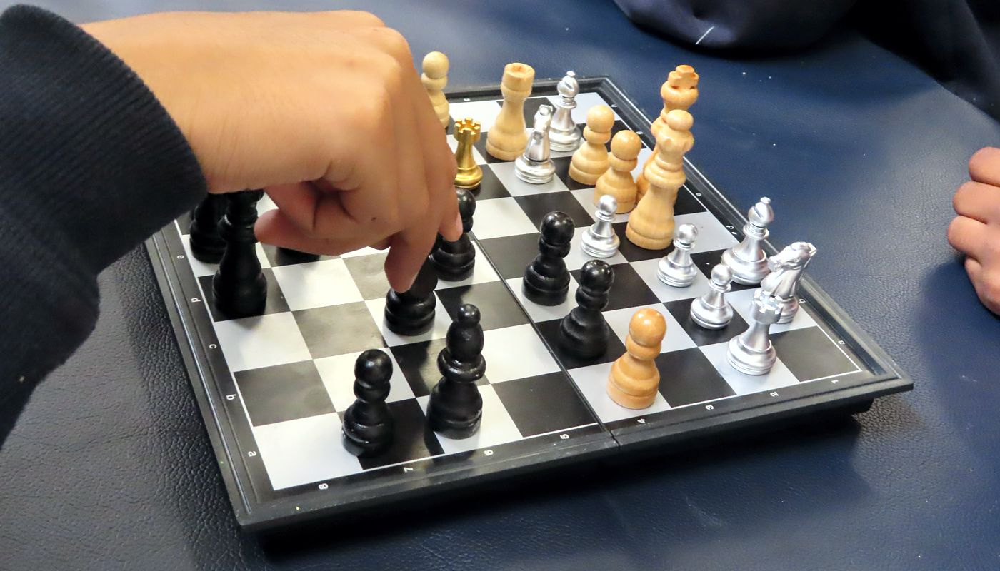 2019 Chess Competition Strathaird Primary School
