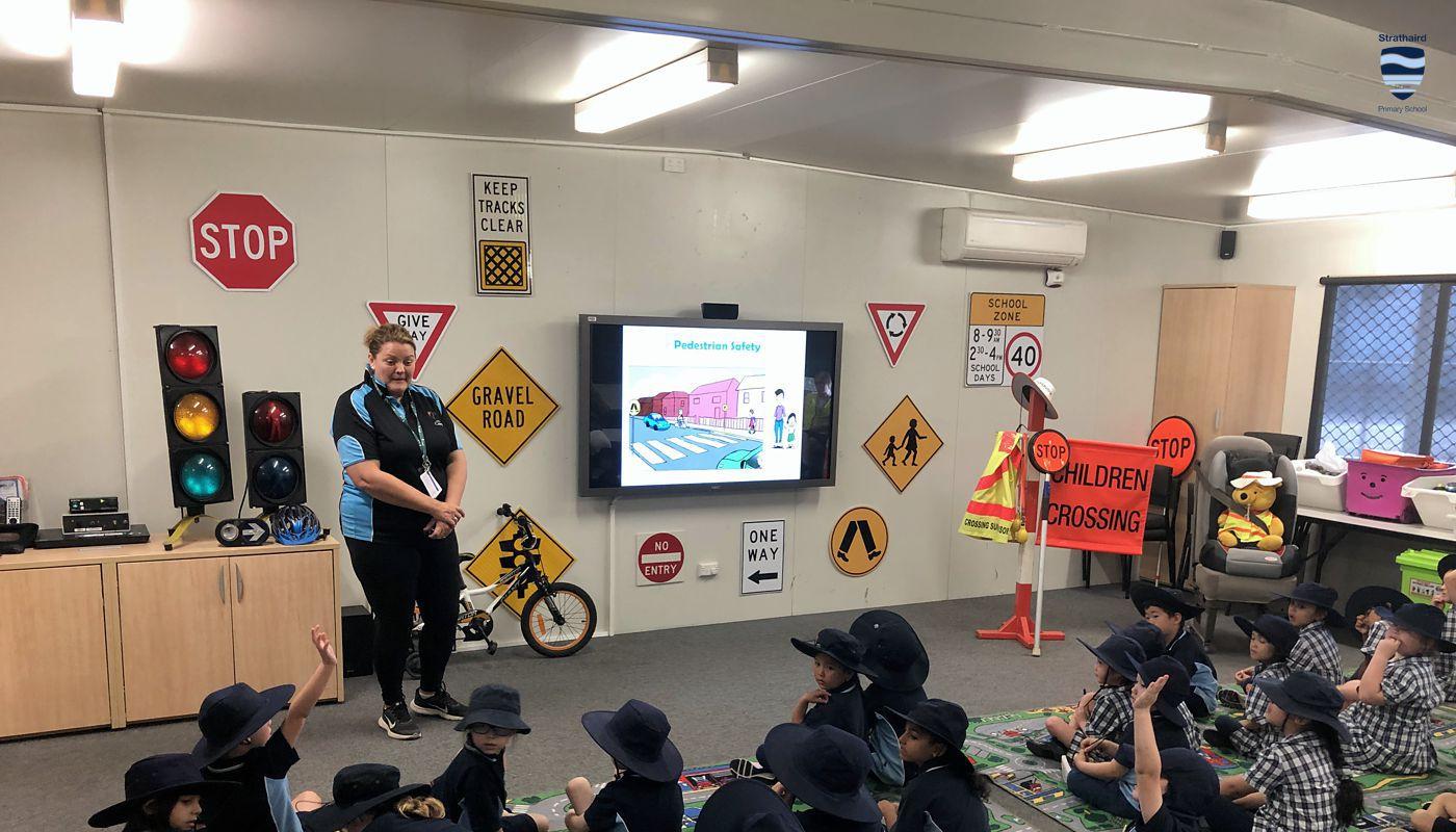 2019 Casey Road Safety Village Strathaird Primary School