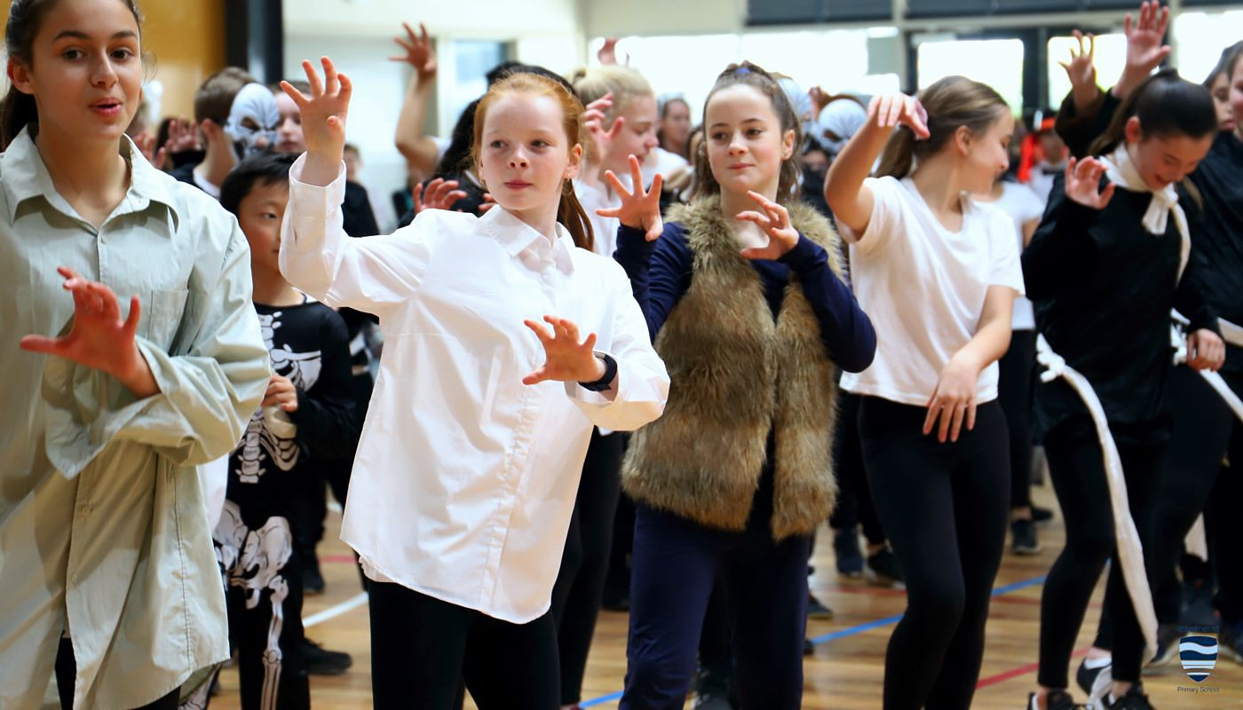 2019 Production Rehearsal Strathaird Primary School