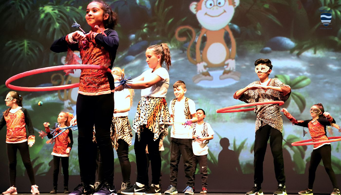 2019 Production Strathaird Primary School