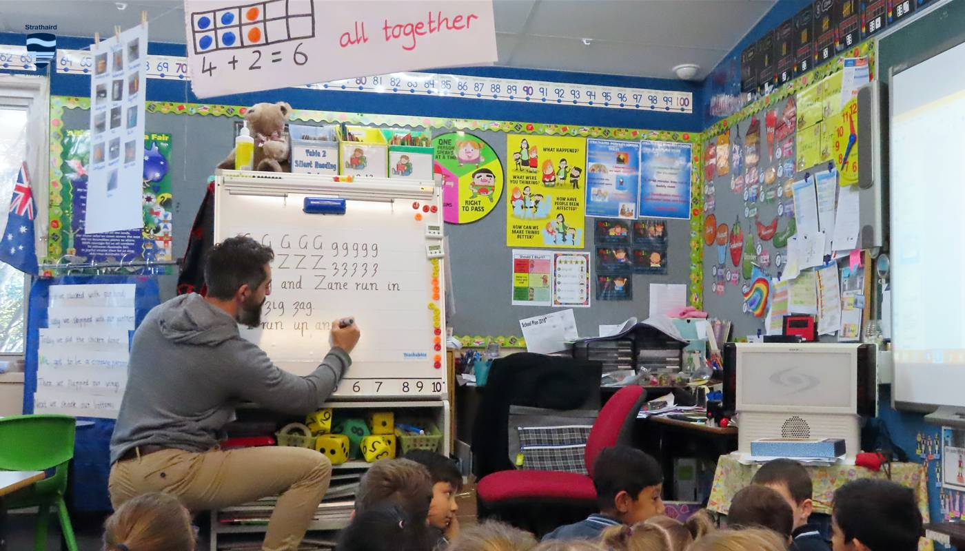 Instructional Learning - Strathaird Primary School Narre Warren South