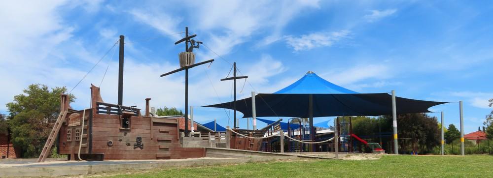 Strathaird Primary School Junior Playground Area